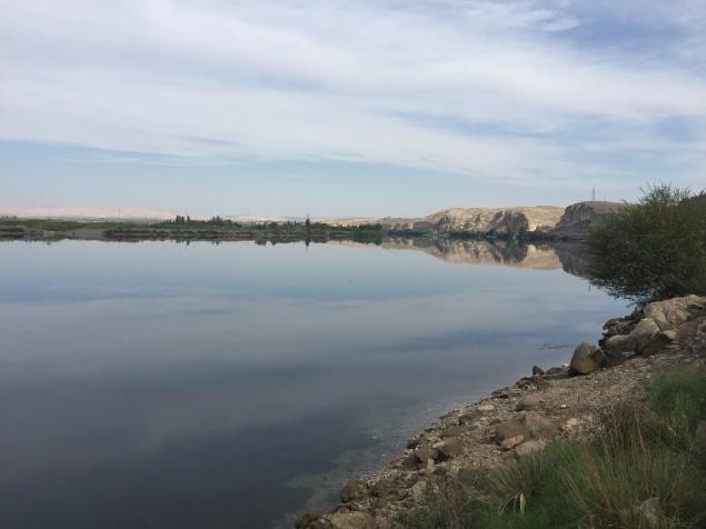 Fırat'ın Barajdan önce serbest aktığı son nokta